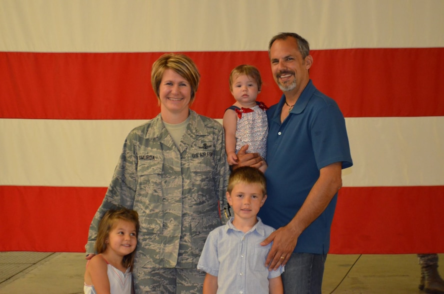 Mentoring Moments: Chief Master Sgt. April Smurda