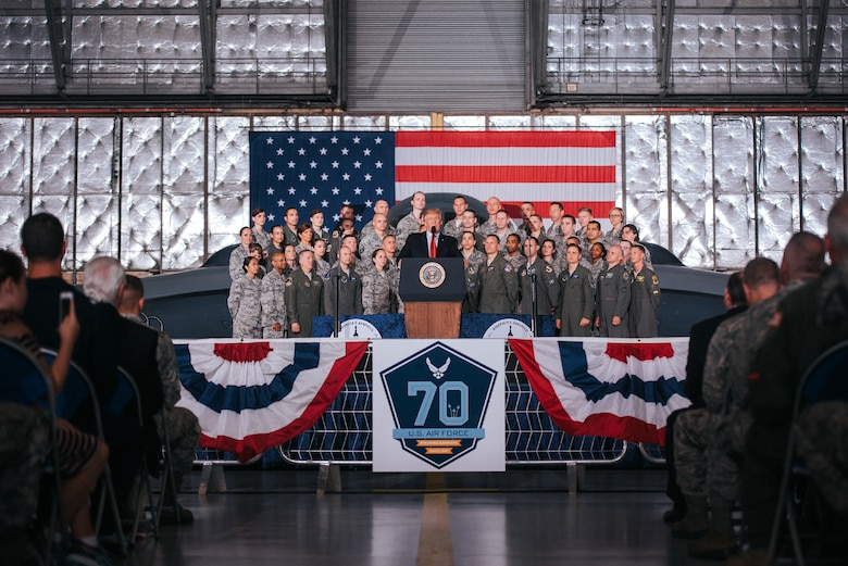 70th Air Force Birthday