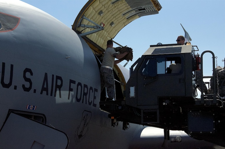 Multiple missions flew in and out of Homestead ARB, which became a hub for Hurricane Irma relief efforts just hours after the massive storm moved through the Florida Keys and southwest Florida.