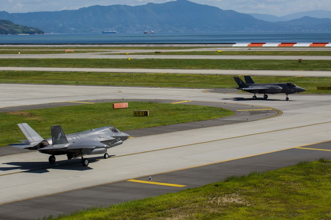 170918-M-RP664-0052 MARINE CORPS AIR STATION IWAKUNI, Japan