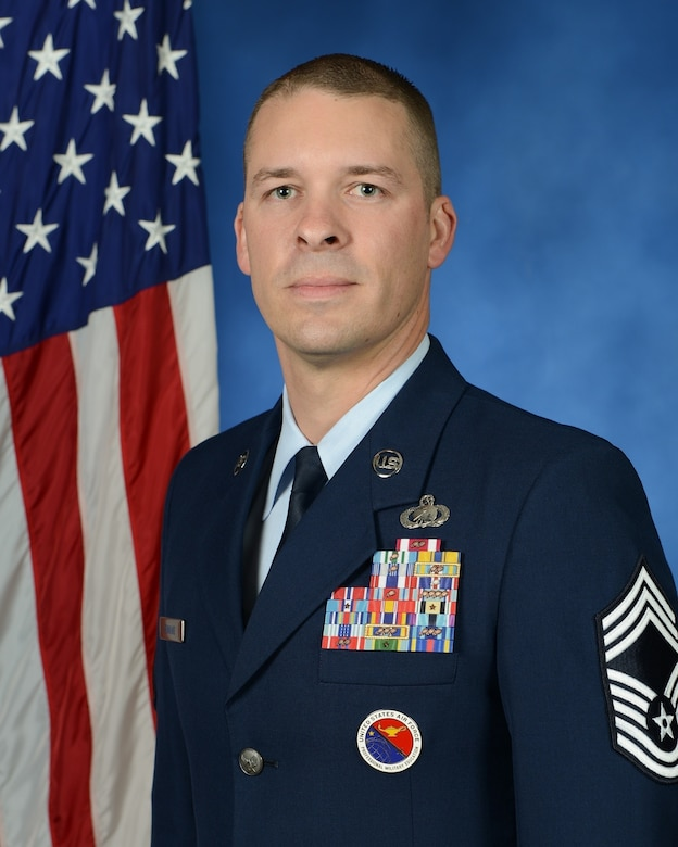 Chief Master Sergeant Michael J. Venning