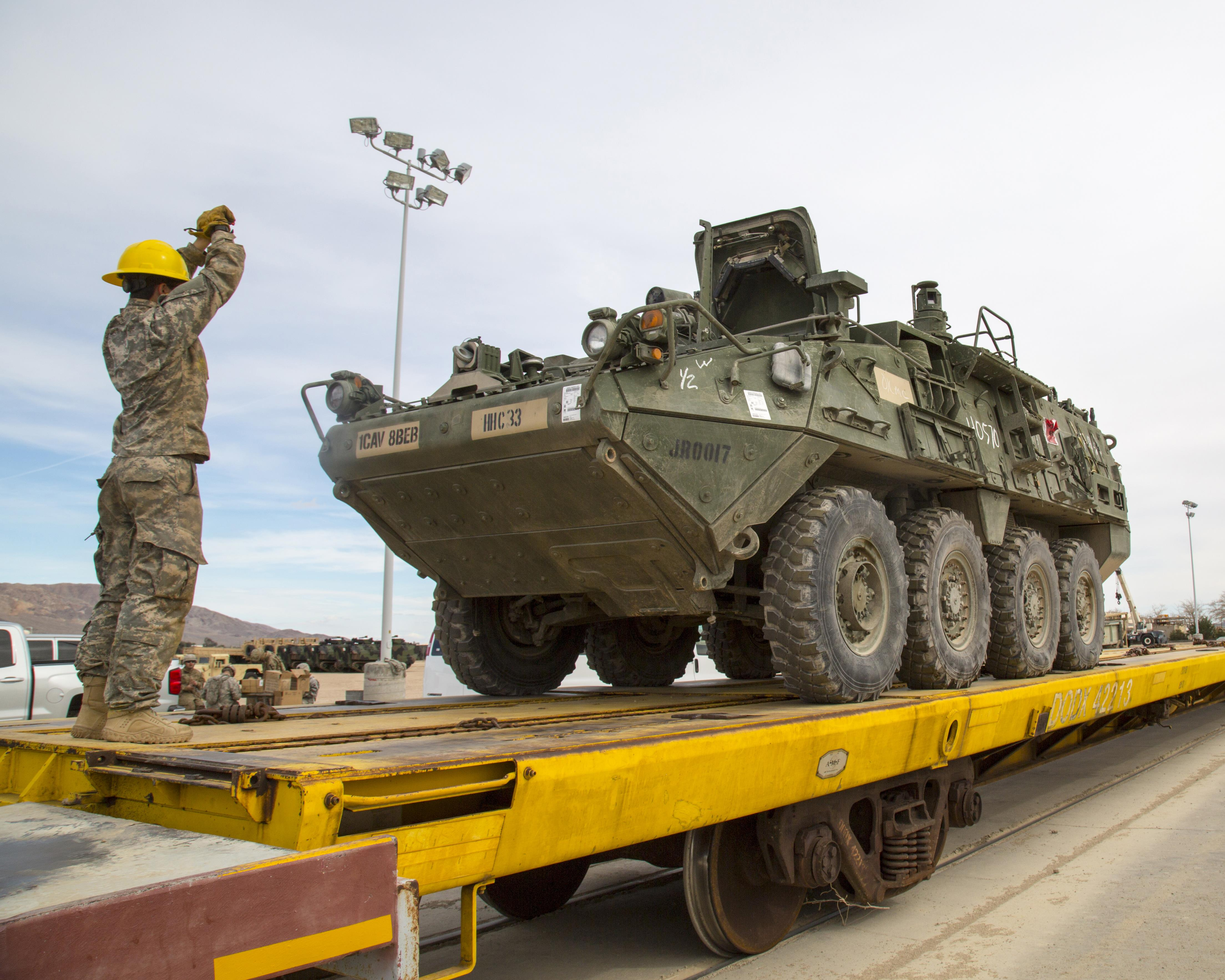 railway operations continue to expand for mclb barstow