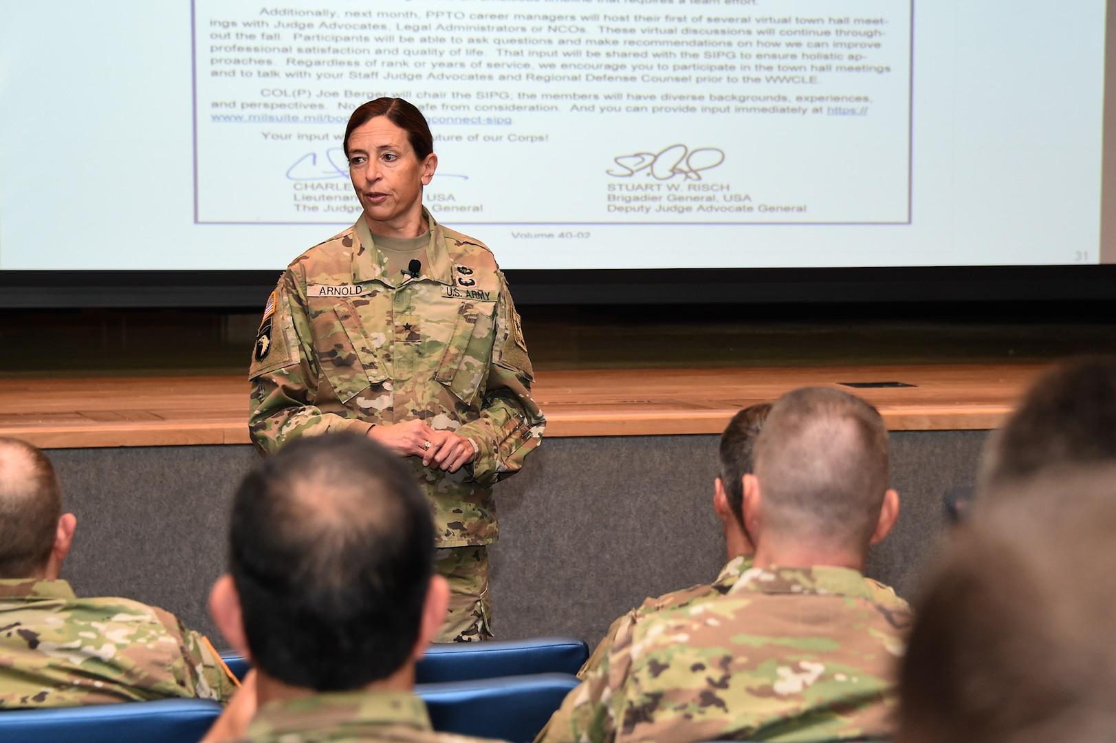 U.S. Strategic Command hosts Advanced Operational Law Conference