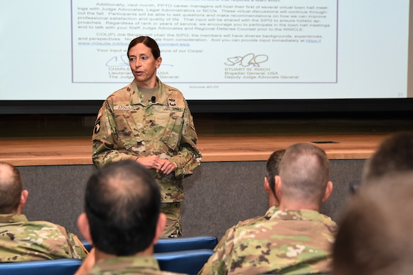 U.S. Strategic Command hosts Advanced Operational Law Conference