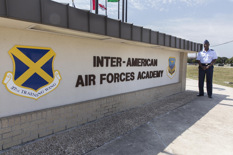 New commandant seeks to make IAAFA known > Joint Base San
