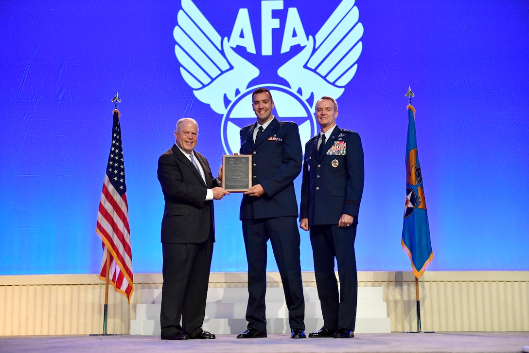 AETC Airmen honored at AFA