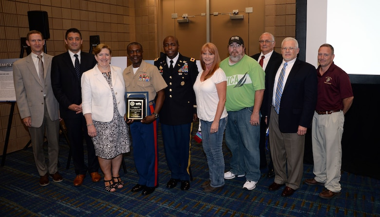 MCLB Albany is 'star' at national VPP conference