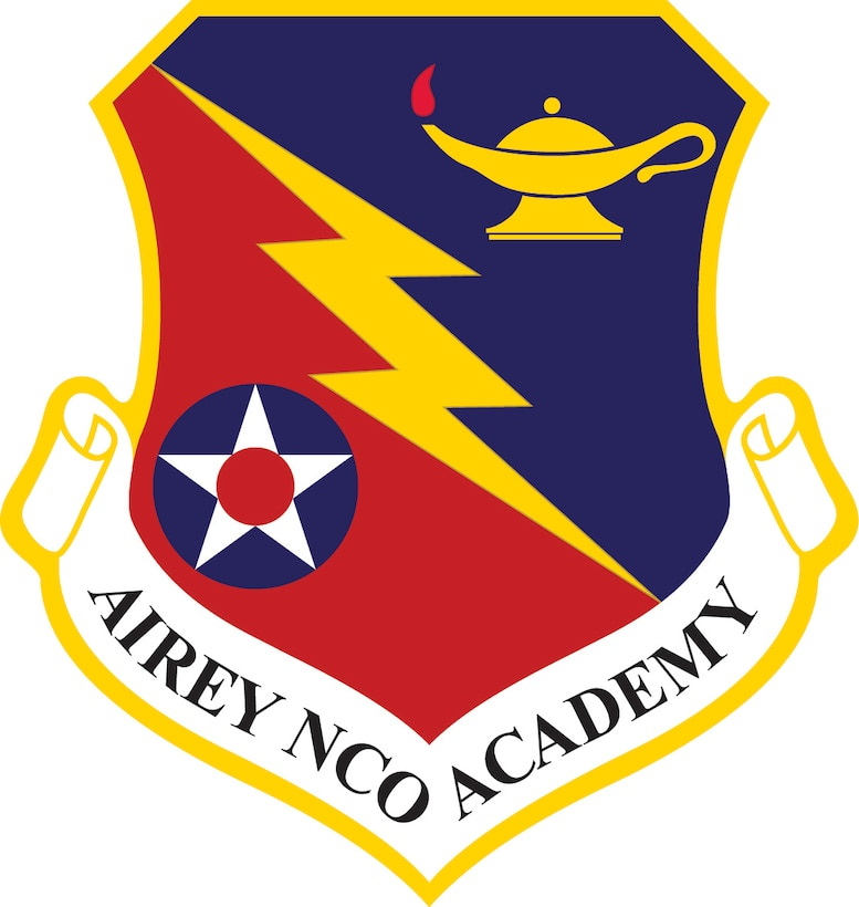 Paul W. Airey NCO Academy graphic