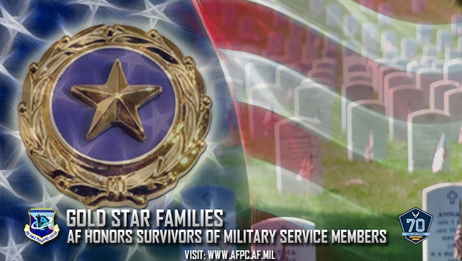 Gold Star Survivors Are Part Of Air Force Family Tree
