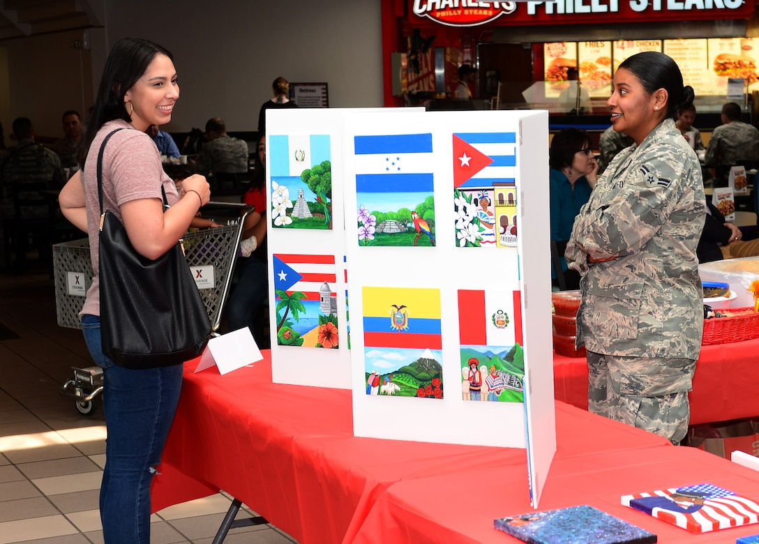 Hispanic Heritage Month is observed from Sept. 15 to Oct. 15 in the United States, and recognizes the military service of Hispanic and Latino Americans as well as their heritage and culture.