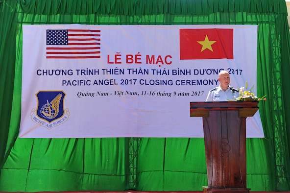 Pacific Angel 17 concludes in Vietnam