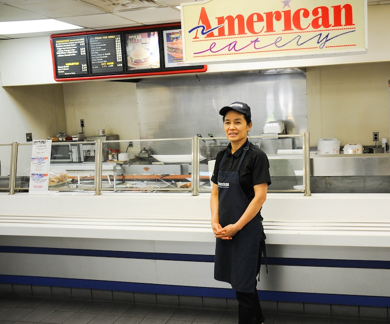 Since beginning her career 36 years ago with the Army and Air Force Exchange Service (AAFES), Di, Myung-suk, has grown fond of the people she's served and the lifetime of fond memories garnered.