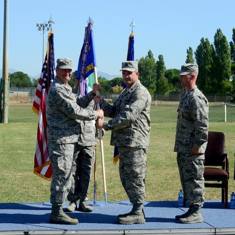 Lt. Col. Terry Wanner Jr.