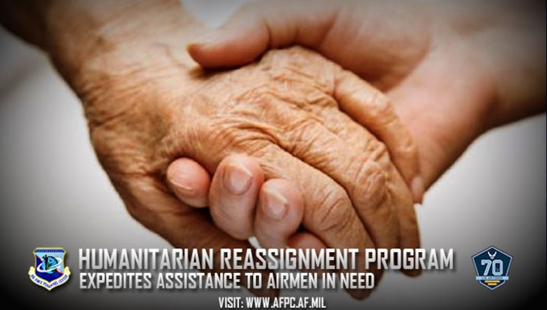 Humanitarian Reassignment Program exepdites assistance to Airmen in need