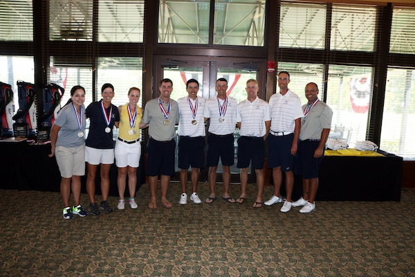 2017 Armed Forces Golf Championship