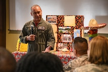 Hispanic heritage observed at Hill AFB