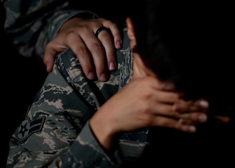 September is Suicide Prevention Month throughout the United States. During the month, organizations provide information about identifying warning signs of suicide, increase the understanding of what leads to suicide and promote helpful resources. The Air Force encourages Airmen who identify an individual considering suicide to use the A.C.E. model: ask directly if a person is considering suicide, care by actively listening and removing means for self-injury, and escort the person to a helping organization. For more information, visit the Air Force suicide prevention website at www.af.mil/Suicide-Prevention. (U.S. Air Force illustration by Airman 1st Class Kathryn R.C. Reaves)