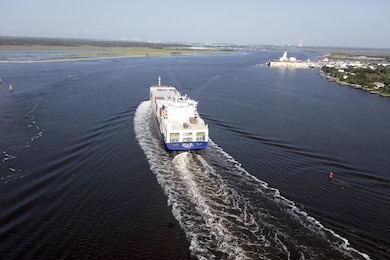 "The Corps awarded contract ""A"" of the Jacksonville Harbor Deepening contract to the Dultra Group. The contract is the first of multiple that will deepen the federal navigation channel from 40 to 47 feet."