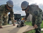 Wolfpack Engineers combine construction with combat skills during Ulchi Freedom Guardian
