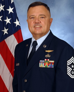 Chief Master Sergeant Michael Gabster