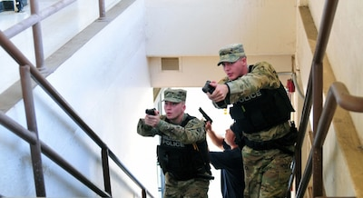 8th Theater Sustainment Command Takes on Active-shooter ...