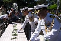 U.S. Sailors join 67th Incheon Landing commemoration