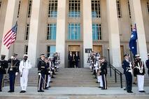 Mattis, Australian Counterpart Discuss Defense Relationship, Challenges