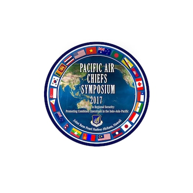 PACAF Air Chief Symposium symbol