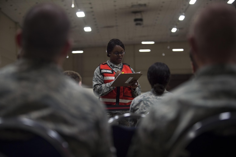 "Beverly Sunrise 17-07, an operational readiness exercise validating the state of the 35th Fighter Wing's ability to ""fight tonight,"" concluded with the sound of ""ENDEX, ENDEX, ENDEX"" and Airmen removing their mission oriented protective posture gear at Misawa Air Base, Japan, Sept. 21."