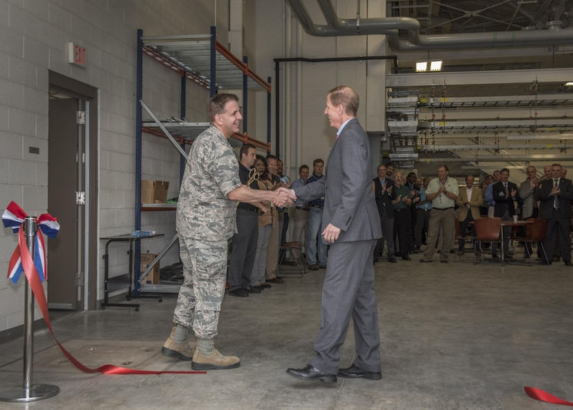 New flexible research space for AFRL