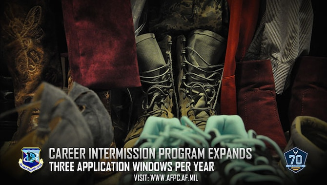 Career Intermission Program expands; three application windows per year