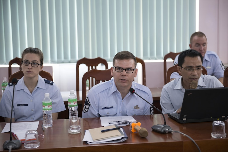 US, Vietnam bolster partnership, future with first-ever SMEE