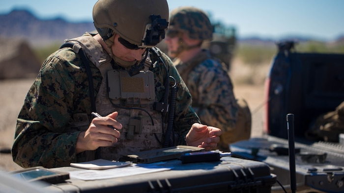 PWTI Digitally Aided Close Air Support