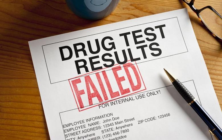 Drugs ruin career