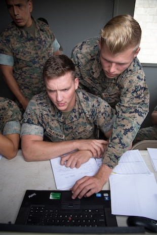 Global Combat Support System Marine Corps