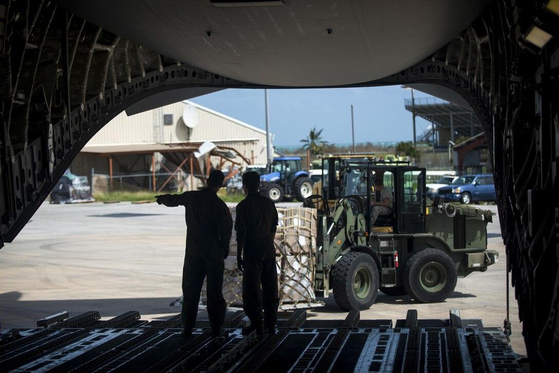 Beeliners bring humanitarian aid to St. Croix