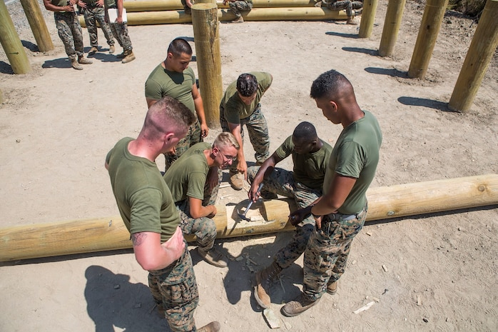 7th ESB Constructs O-Course