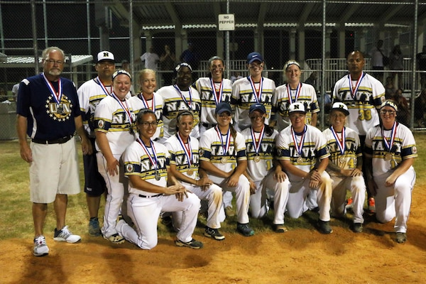Armed Forces Softball