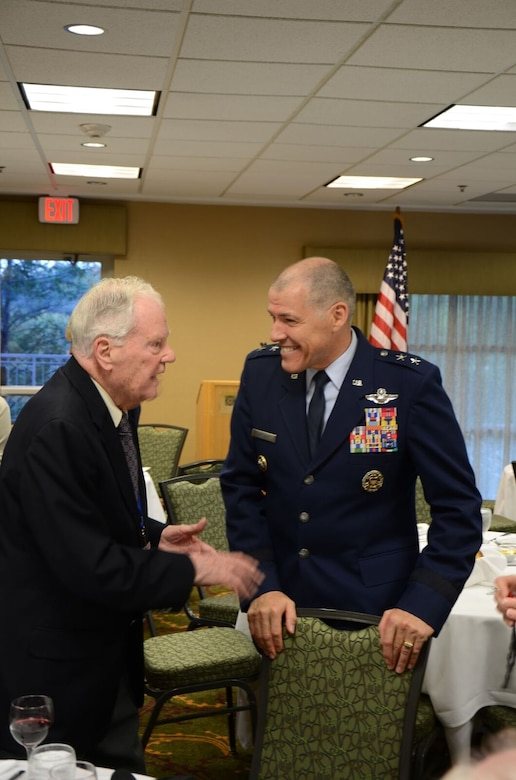 Eighth Air Force WWII 467th Bombardment Group reunion