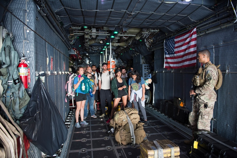 AFSOC assists Department of State, supports Hurricane Maria recovery
