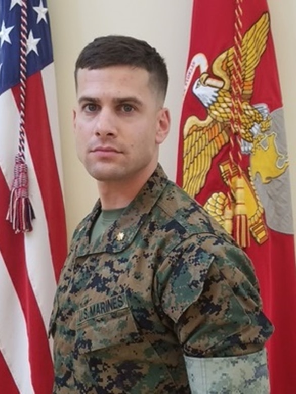 spector-Instructor, Weapons Company, 2nd Battalion, 24th Marine Regiment