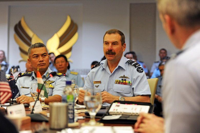 PACAF hosts 2017 Pacific Air Chiefs Symposium