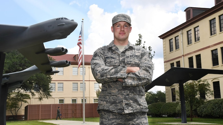 Airman Goes Above and Beyond