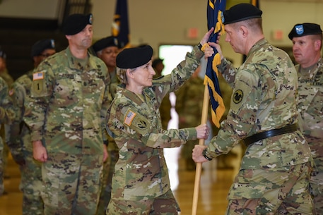 ARCD Change of Command