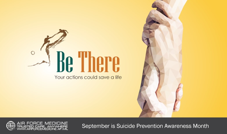 Be there, be aware: help prevent suicide