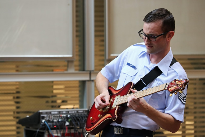 U.S. Air Force band of Pacific-Asia
