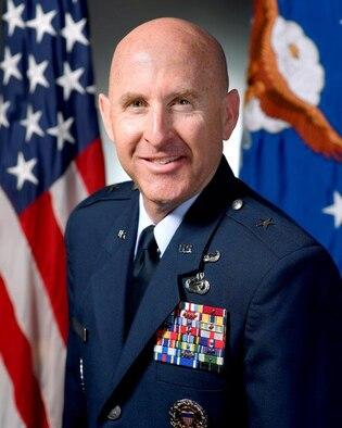 BRIGADIER GENERAL EDWARD W. THOMAS JR.