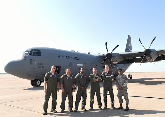 317th Airlift Wing vital to Hurricane Irma relief efforts