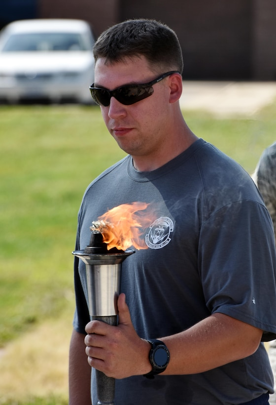 A remembrance ceremony was held in honor of National MIA/POW Recognition Day at Whiteman Air Force Base, Mo., Sept. 21, 2017.