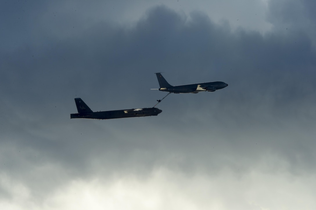 International Aerial Refuel